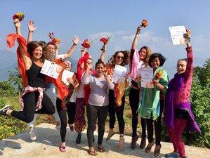 30 Day 300-Hour Multi-Style Yoga Teacher Training in Kathmandu, Bagmati Pradesh
