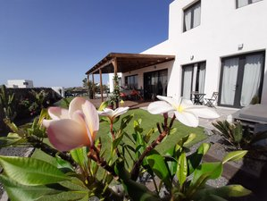 8 Day Christmas & New Year Holiday in Lajares, Fuerteventura