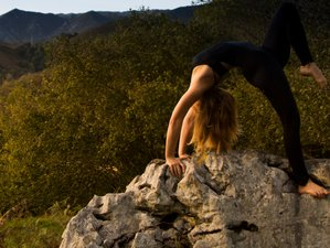 3 Days Rock Climbing and Yoga Retreat in Asturias, Spain