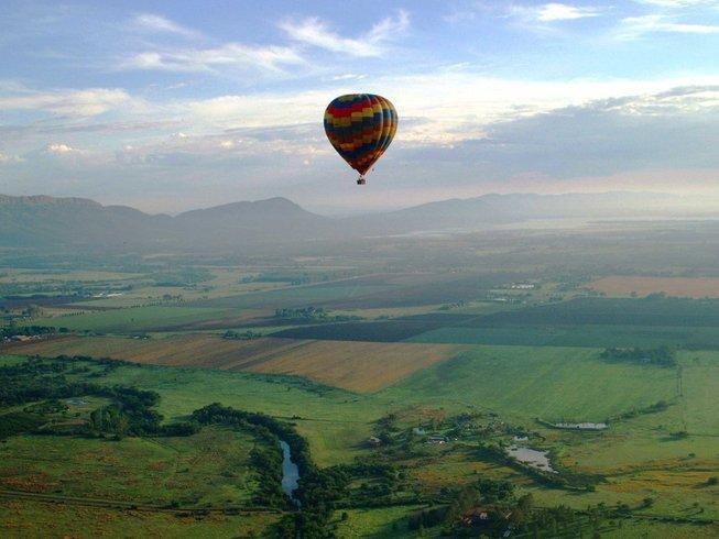 2 Days Entabeni Balloon Safari in South Africa