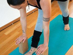4 Tage Vinyasa und Restorative Yoga Retreat am Thunersee, Kanton Bern