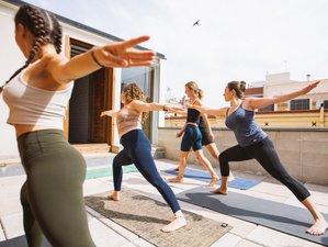 8 Day Luxury Yoga Retreat in the City of Barcelona, Catalonia