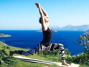 14 jours en stage de yoga tantra mystique à Leros, Grèce