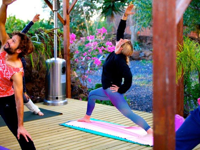 8-Daagse Surf en Yogavakantie in Fuerteventura, Spanje