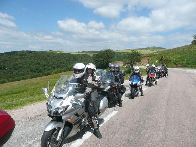 15 Days Escorted Motorcycle Tour Italy, Croatia & Slovenia