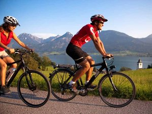 8 Days Self Guided Bike Tour in Salzkammergut, Austria