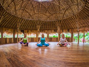 11 Tage Yoga Retreat mit Tiefenentspannung und Meditation auf Bali