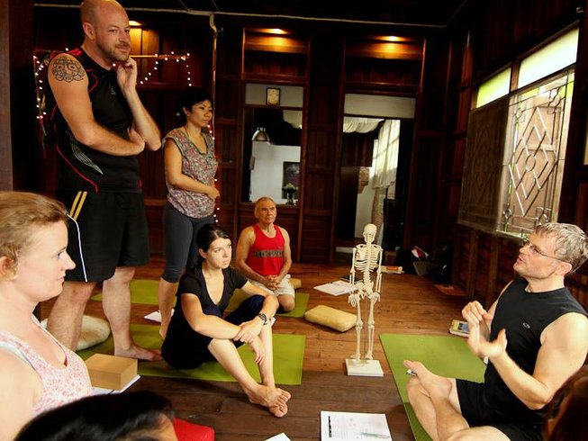 35 Days 200-Hour Yoga Teacher Training Thailand