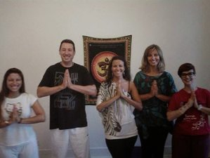 5 Week 50-Hours Self-Paced Online Tantra Yoga and Meditation Teacher Training