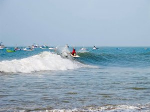 5 Days Electrifying Surf Camp in Tumbes, Peru