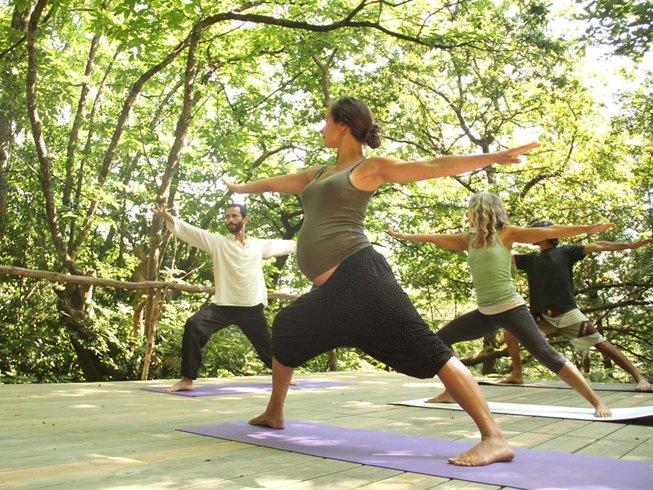 7 Days Nature and Yoga Retreat Spain