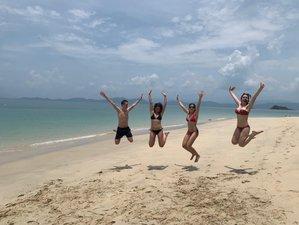7 días de retiro de yoga y viaje solidario en Paksong, Tailandia