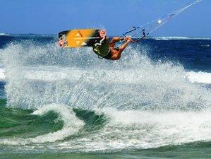 7 Days Advanced Kitesurf Camp in East Coast, Mauritius
