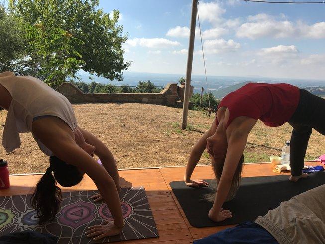 22 Tage Level 1 200-Stunden Yogalehrer Ausbildung in der Toskana, Italien