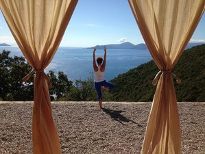 8 Days Adventure and Yoga Retreat in Greece