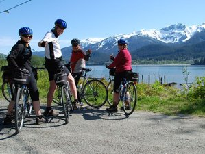 9 Day Inside Passage Tour Cycling Holiday in the USA and Canada