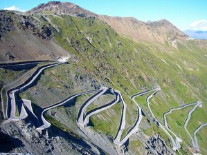 10 Day Alps Guided Motorcycle Tour in Germany, Austria, Italy, Switzerland, Slovenia