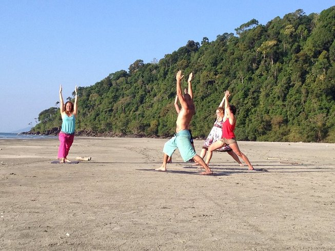 5 Days Yoga, Nature, & Culture Retreat in Changwat Chumpon, Thailand
