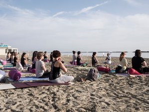 8 Day 50-Hour Yoga Teacher Training on The Beach in Misano Adriatico, Province of Rimini