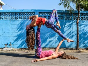 7 Days AcroYoga & Vinyasa Flow Yoga Retreat in Greece