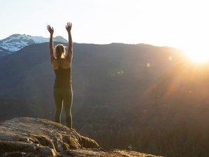 3 Tage Faszien Yoga Workshop und Wandern in den Bergen auf der Obere Firstalm, Spitzingsee