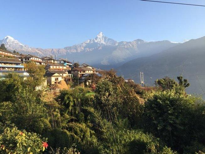 10 Days Trekking and Yoga Retreat in Nepal