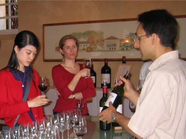 7 Days Language and Wine Holidays France