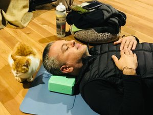5 Days Meditation and Yoga Retreat in Geyikbayırı The Land, Antalya, Turkey