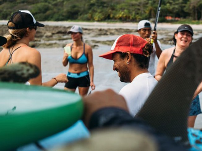 8 Days SUP Costa Rica Surf Camp