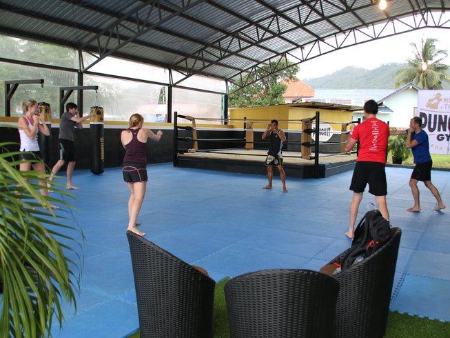 15 Days Amazing Muay Thai Camp in Koh Samui, Thailand