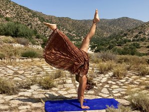 6 Day Flow with Fi: Mat Pilates, Dynamic, Mellow Flow, and Yin Yoga Holiday in Lubrin, Andalusia