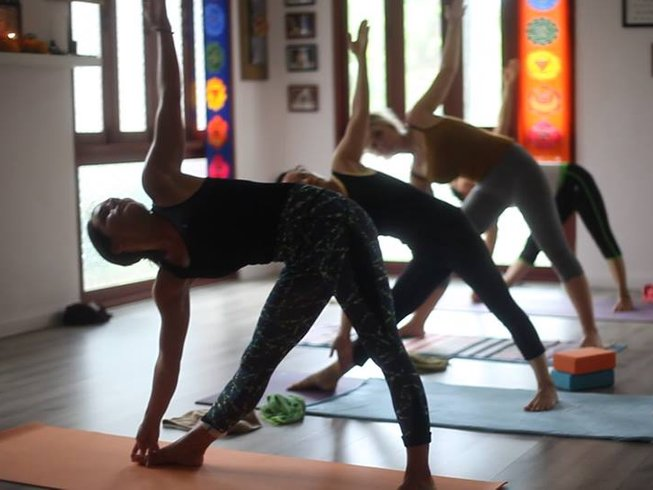 21-Daagse Intensieve Ashtanga Yoga Retraite in Phuket, Thailand