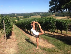 5 Days Festive Christmas Yoga Holiday in France
