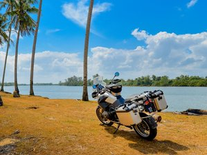 7 Days Exciting East Coast Guided Motorbike Tour Malaysia