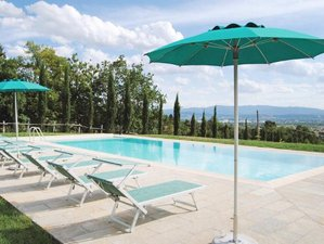 6 Days Mom and Kids Yoga Retreat in Sansepolcro,Tuscany