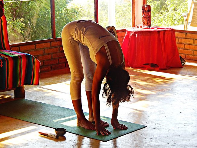 50 Days Solitude Yoga Retreat in Mexico