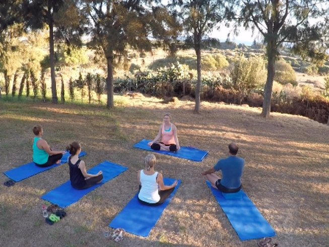 8 Days Energizing Meditation and Yoga Retreat Tarifa, Spain