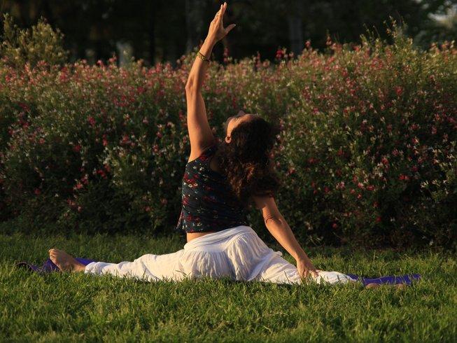 6 días retiro de yoga en las sierras de Minas, Uruguay
