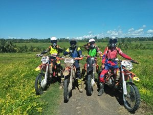 3 Day Off-Road Adventure Guided Motorbike Tour in Bali