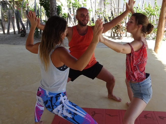 10 Day Certified Children's Yoga Teacher Training in Zanzibar (RCYT 95-Hour)
