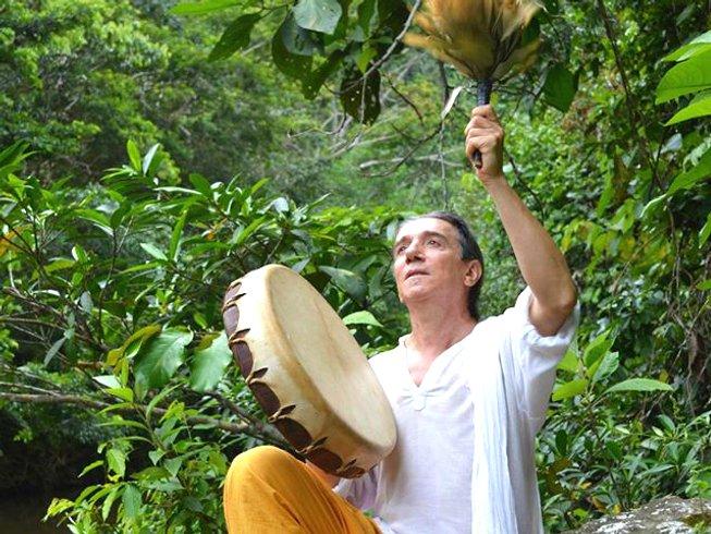 8 jours en stage de chamanisme et yoga à San Martin, Pérou