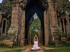 3 jours en stage de yoga et purification au Cambodge