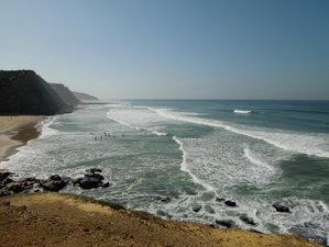 7 Days Amazing Surf Camp and Yoga Retreat in Cascais, Portugal