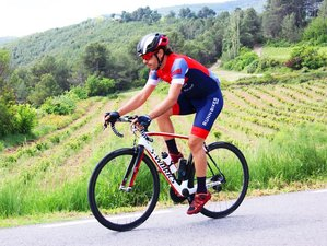 2 Day Mediterranean Loop Road Cycling and Wine Holiday in Barcelona Area
