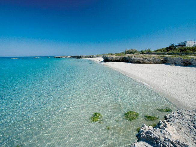 7 Days Blissful Yoga Holiday in Puglia, Italy