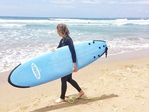 6 Day All Levels Surf Camp in Costa da Caparica, Almada