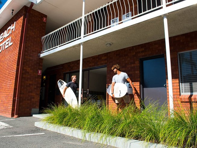 85 Days Surf Camp in Thirroul, New South Wales, Australia