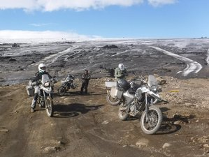 9 Days Guided Breathtaking West Iceland Motorcycle Tour