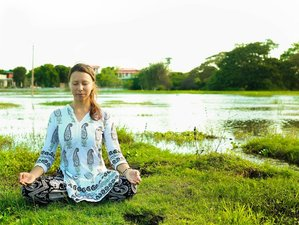 3-Daagse Yoga Retraite in Sri Lanka met Serena Burgess
