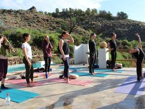 7 Day Summer Glow Vinyasa Flow Style Yoga Retreat with Fascinating Workshops in Totana